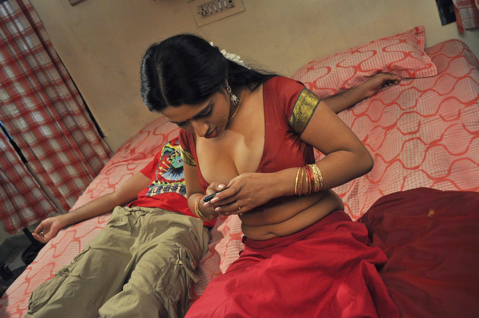 Indian moms porn Son story and sexy