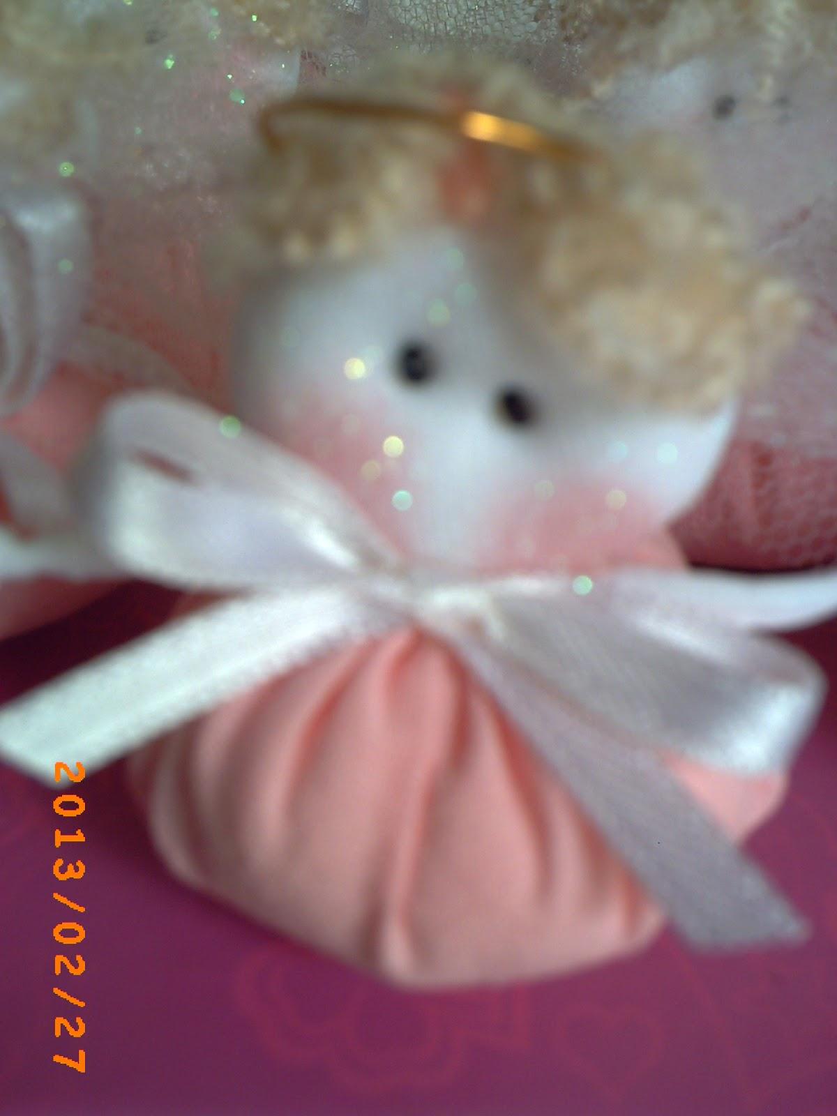 Angelitos En Crochet