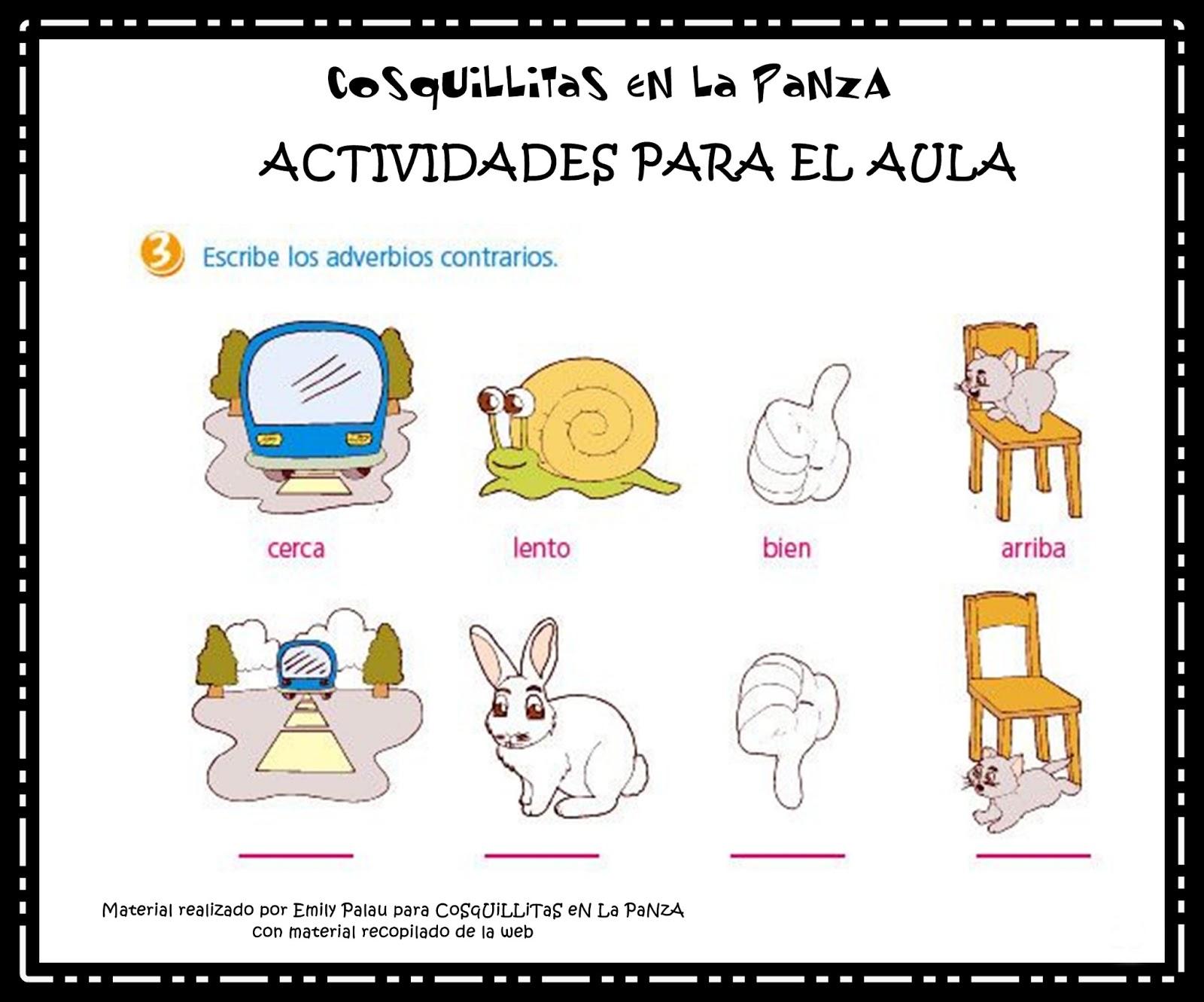 El Adverbio C Actividades