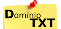 DomínioTXT - Informatica