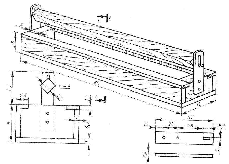 Деревянные кормушки для бройлеров своими руками