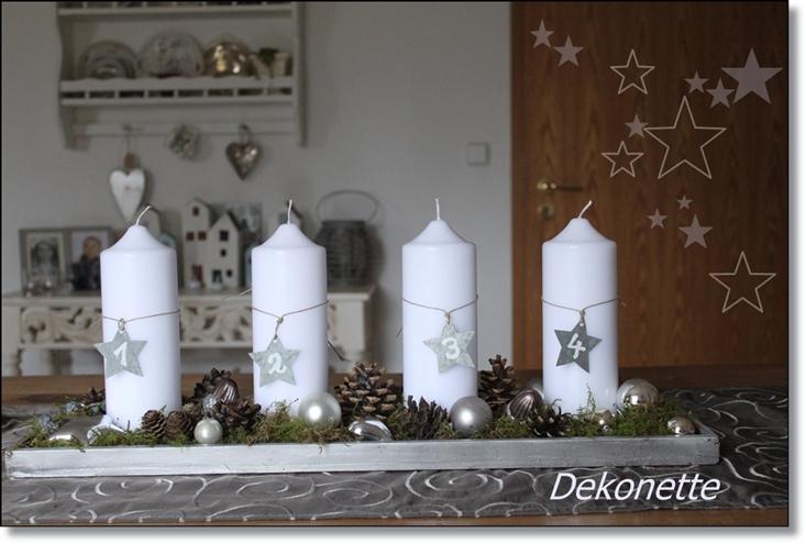dekonette advent advent. Black Bedroom Furniture Sets. Home Design Ideas
