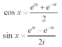 Euler+Equation Trigonometry