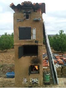 Una estufa rusa en Benavente