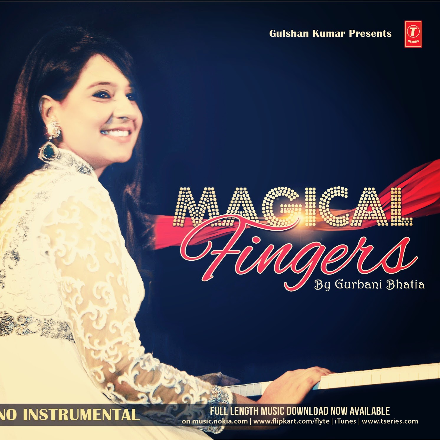 Album released in 2013 : magical fingers