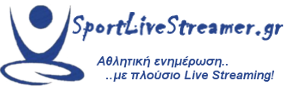 SportLiveStreamer.gr - Αθλητικό Μαγκαζίνο