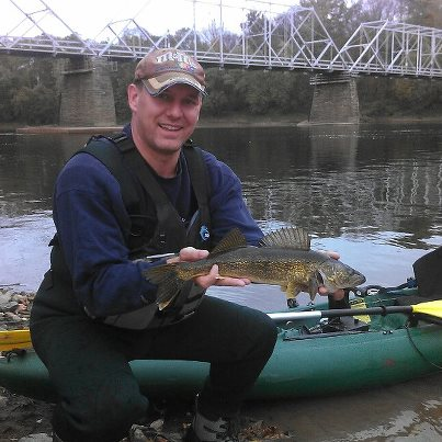 Sussex county fisherman walleye fishing in the delaware river for Walleye fishing columbia river