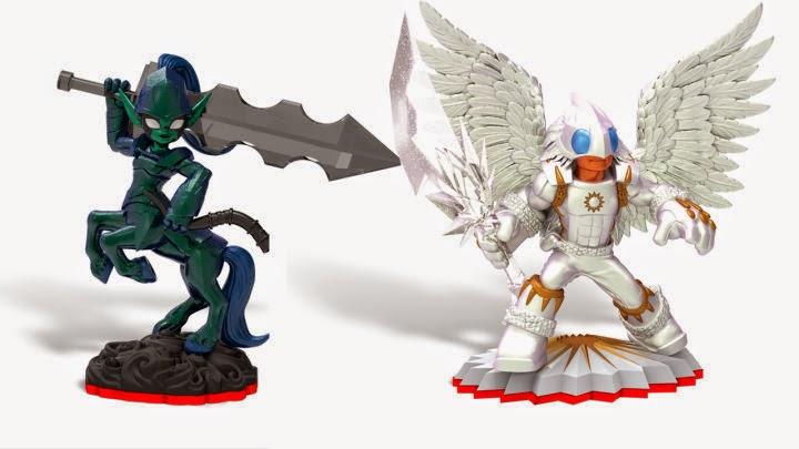 skylanders trap team dark and light element expansion packs review