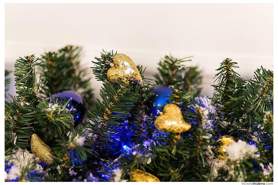 Интерьерная фотостудия в городе пятигорск, новогодние фотосессии, фотограф Виктория Хрулёва