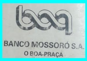 LOGOMARCA DO BANCO MOSSORÓ
