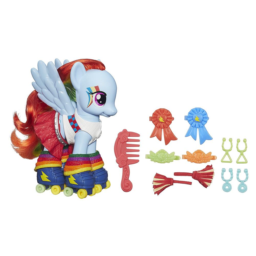 Exclusive Roller Skater Rainbow Dash Listed On Kmart