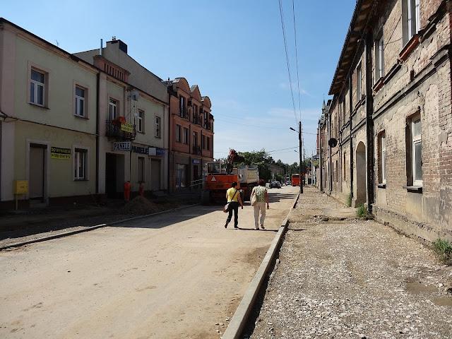 Ulica Zagnańska