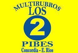 LOS DOS PIBES - CONCORDIA- E. RIOS