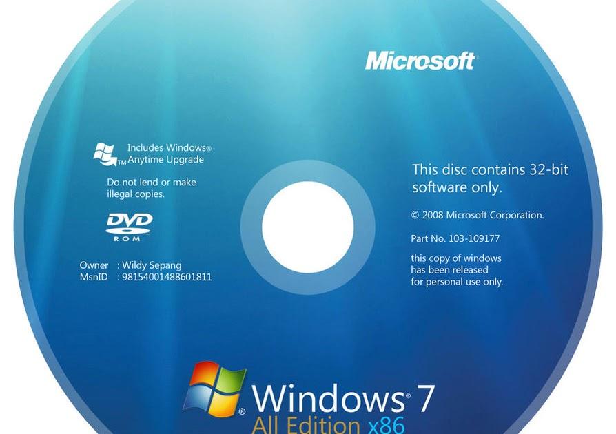 beliatta online CD/DVD shop: Windows 7 Operating System All in One