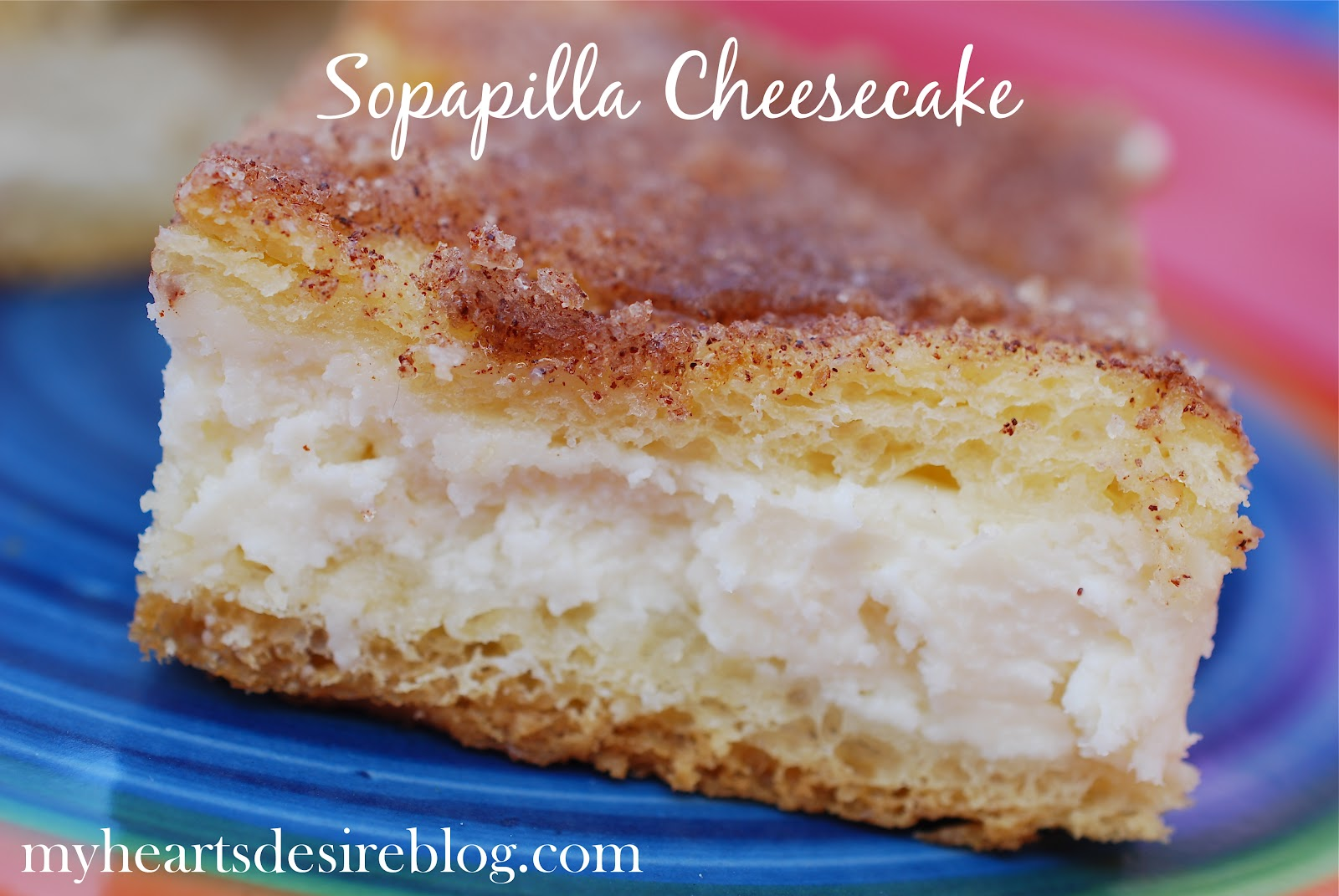 Sopapilla Dessert