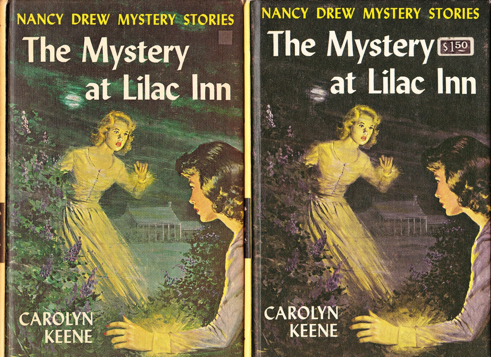 Book Cover Series List : Series books for girls a quot lilac nancy drew inn