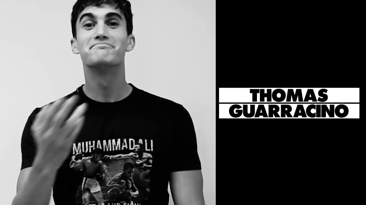 LEARN ITALIAN HAND GESTURES WITH TOMAS GUARRACINO. MARIANO ONTAÑON, EVANDRO SOLDATI, NOAH MILLS AND OTHER DOLCE & GABBANA MODELS