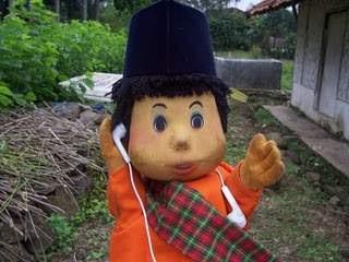 Gambar Boneka si Unyil
