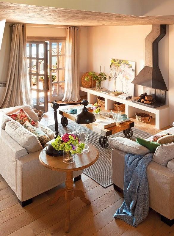 renovación total de una segunda residencia