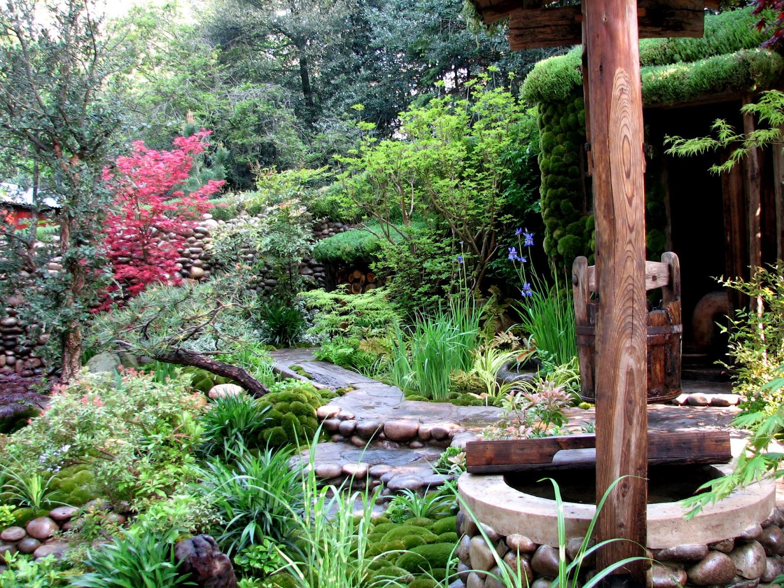 La tierra verde - Cerrar valla jardin ...