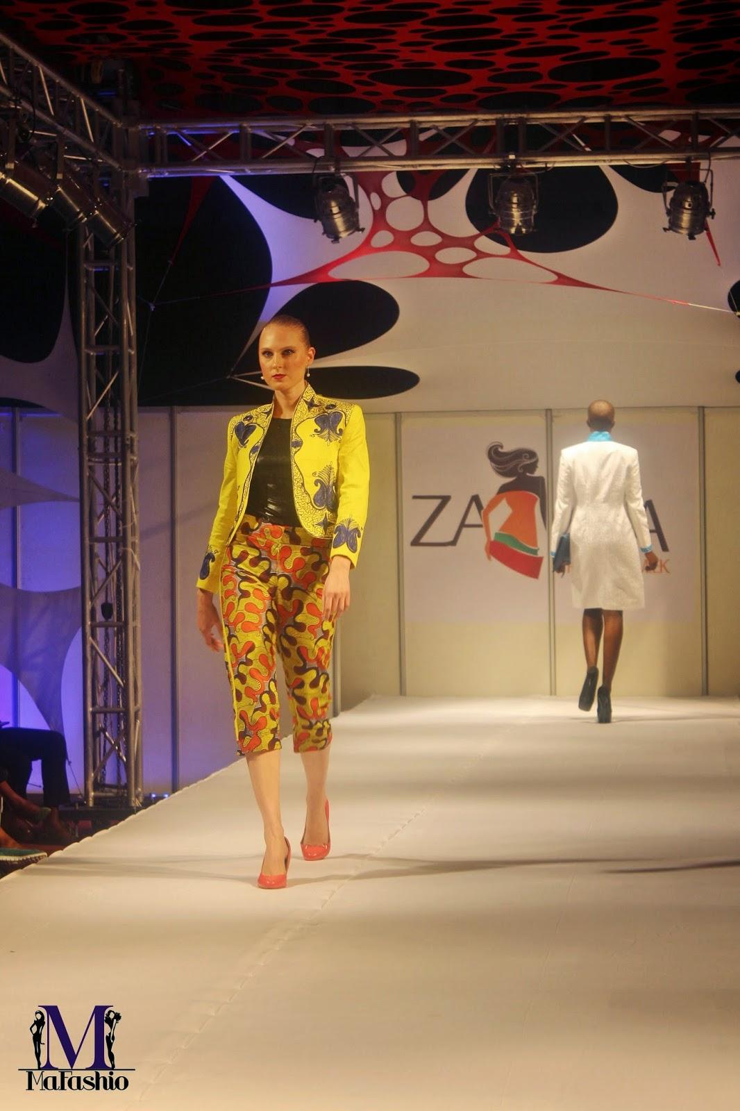 D Exhibition Zambia : Mafashio zambia fashion week day three