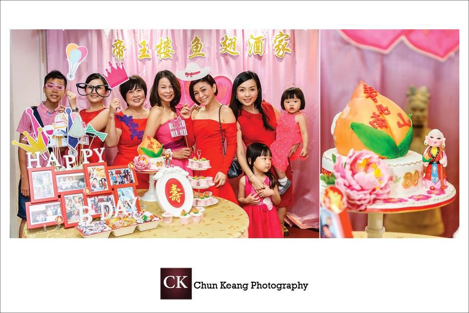 penang freelance photographer, penang photographer, birthday photo, birthday party photo, grandmother birthday party photo, event photo, chun keang photography,