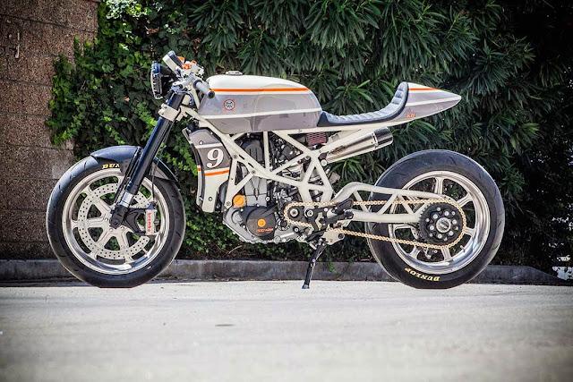 RSD - KTM 690 Café Moto | KTM 690 Café Racer | KTM 690 ENDURO R 2013 | KTM Cafe Racer | KTM Café Racer | KTM Racer