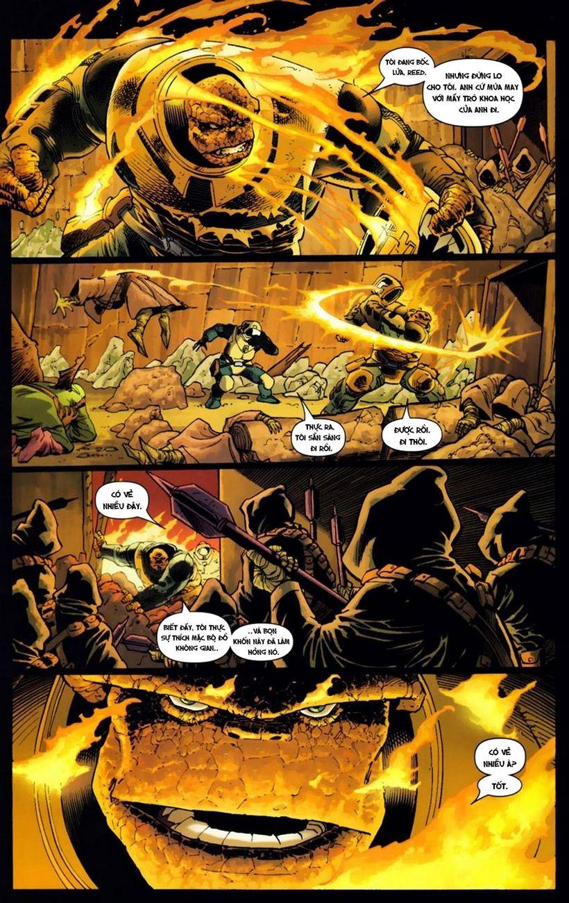 Ultimate Fantastic Four chap 17 - Trang 11