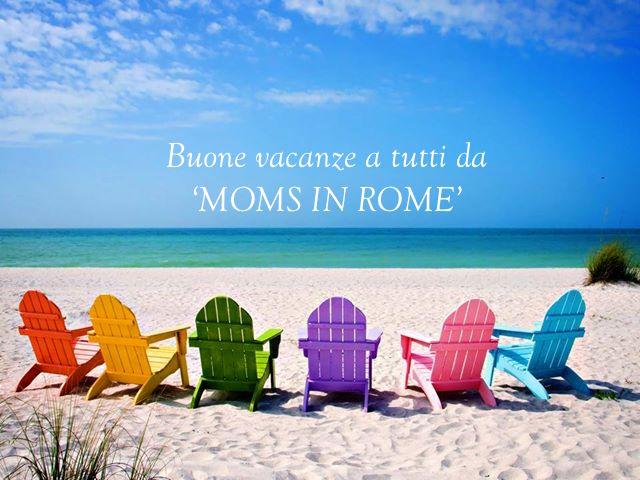 Buone vacanze...