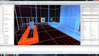 Screenshot of Perspective editor