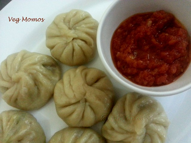 Vegetarian Momos Recipes — Dishmaps