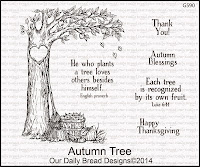 ODBD Autumn Tree