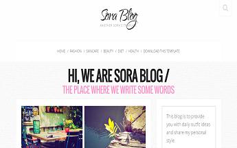 Sora Blog