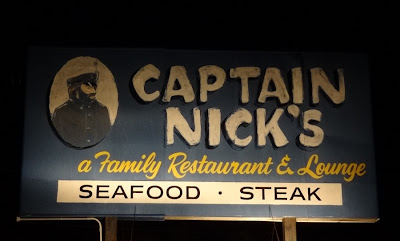 Captain Nick's,restaurant,Bangor,Maine,lobster