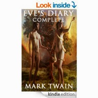 Eve's Diary, Complete by Mark Twain