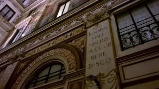 arquitetura, Fontana di Trevi, Galeria, Galeria Sciarra, Italia, lugarzinhos, roma, Via del Corso