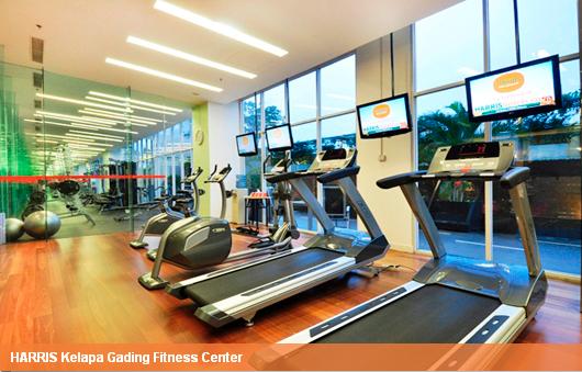 Fitness Center Hotel Harris Kelapa Gading Jakarta