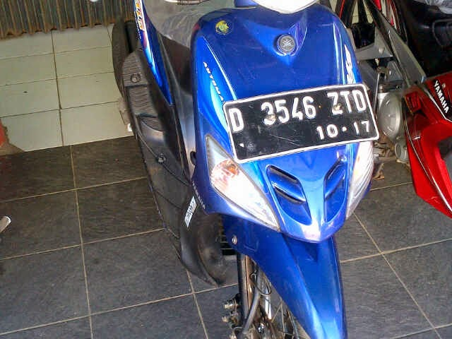 Pusat Jual Beli Motor Bandung Dan Sekitarnya Jual Motor Yamaha Mio