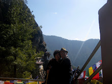 Mosteiro do Tigre - Butão