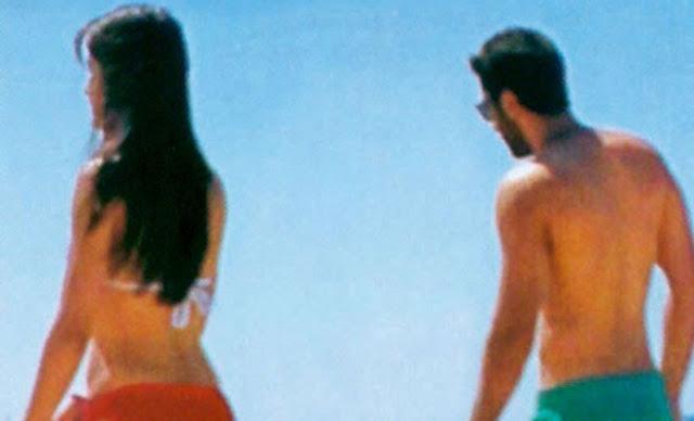 Photos - Ranibr Kapoor, Katrina Kaif in Spain