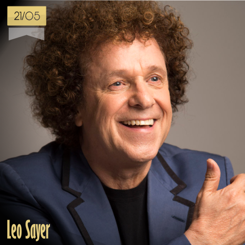 21 de mayo | Leo Sayer - @LeoSayer5 | Info + vídeos