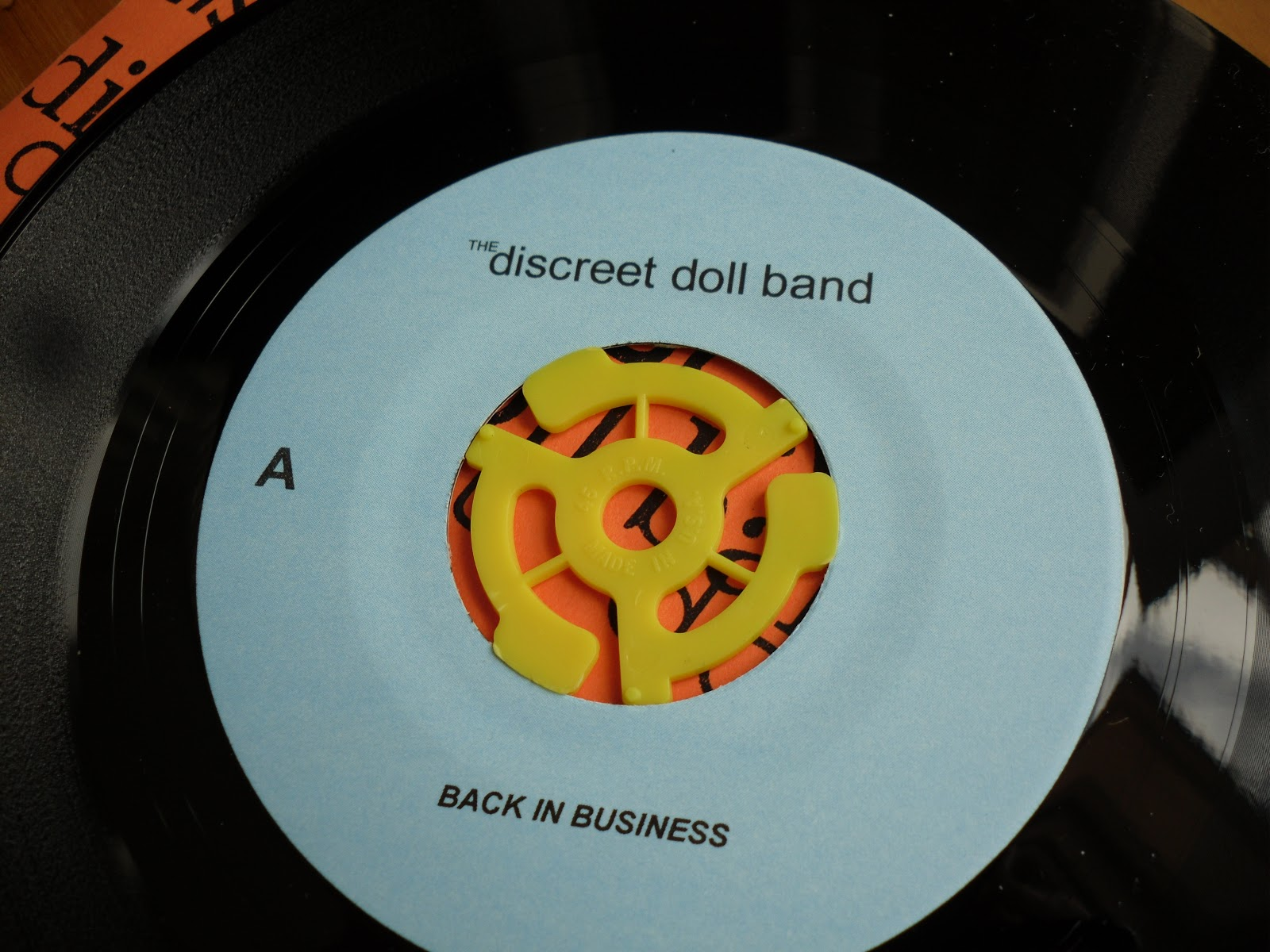 Discreet Doll Band - Discreet Doll Band