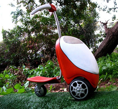 Creative Scooters and Cool Scooter Designs (10) 5