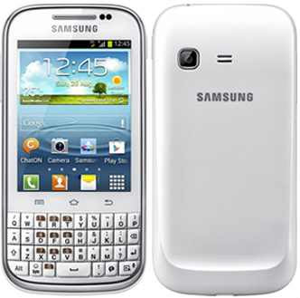 Samsung Galaxy Chat B5330 Android Smartphone