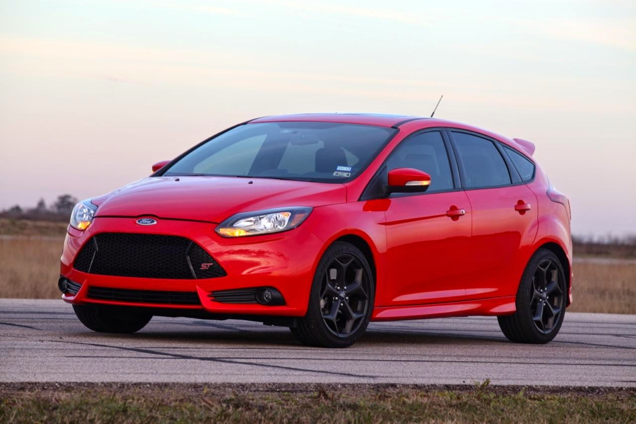 ford focus st by hennessey car tuning styling. Black Bedroom Furniture Sets. Home Design Ideas