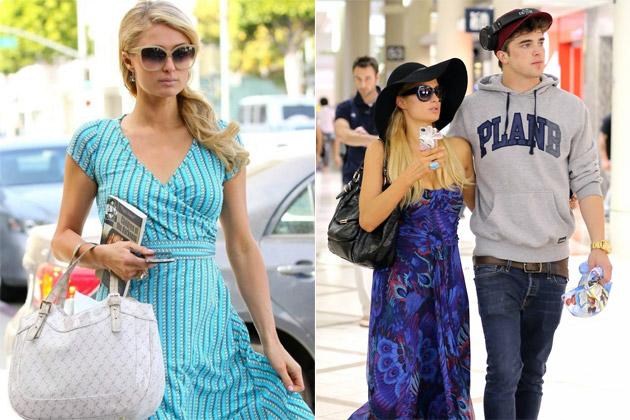 Amerika, Hiburan, Artis Amerika, Hollywood, Paris Hilton, Nak, kahwin, Dengan, BF, 21, tahun