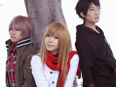 Chihayafuru cosplay