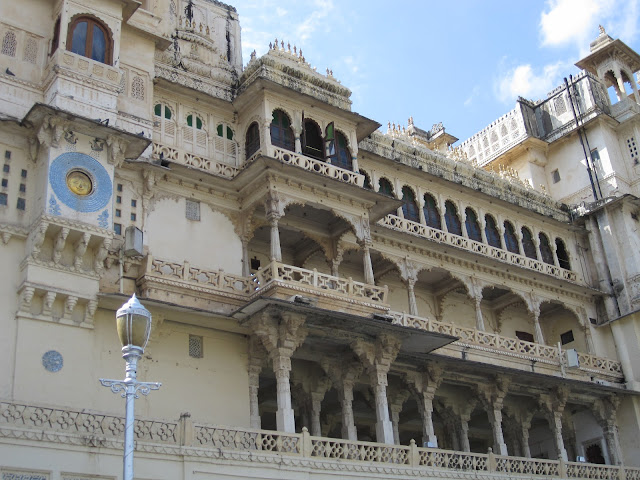 City Palace Architecture