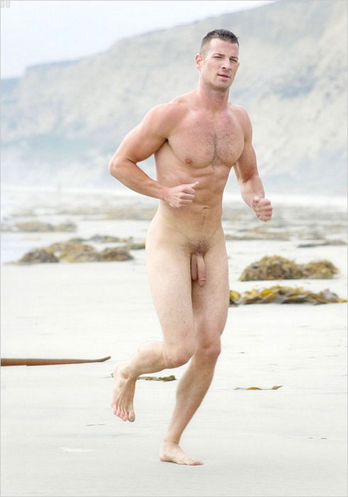 Nude Male Runners 89