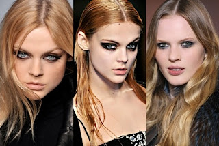 2011-2012 hair and makeup trends